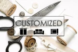 Window treatment Customised Curtains